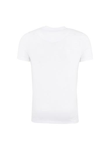 Frankie Morello Tişört Beyaz